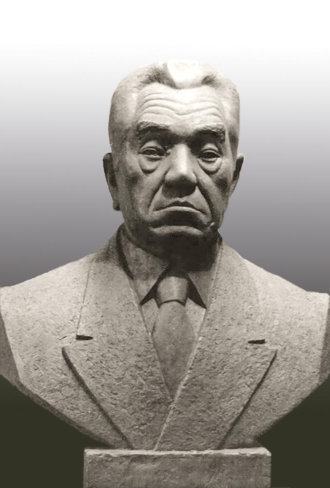private portrait commission, portrait bust, geemon xin meng